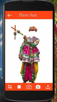 Navratri Man Photo Suit screenshot 1