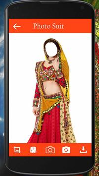Navratri Photo Suit poster