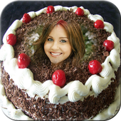 Photo On Birthday Cake icon