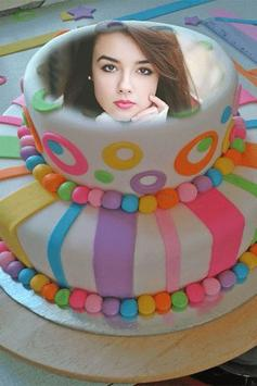Photo On Birthday Cake screenshot 1