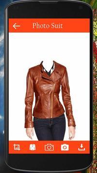 Women Jacket Photo Suit poster