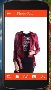 Women Jacket Photo Suit apk screenshot