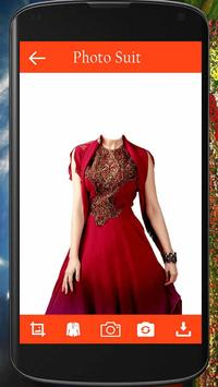 Women Salwar Photo Suit poster