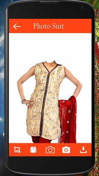 Women Salwar Photo Suit apk screenshot
