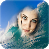Water Wave Photo Frames icon