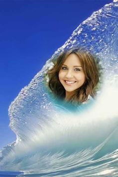 Water Wave Photo Frames screenshot 1