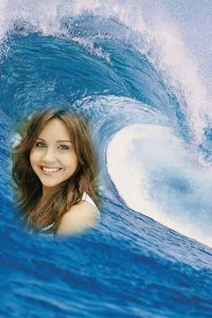 Water Wave Photo Frames screenshot 2