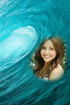 Water Wave Photo Frames screenshot 3
