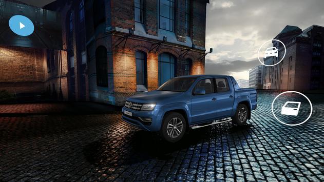 Volkswagen Amarok VR (DK) poster