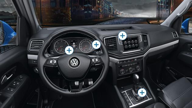 Volkswagen Amarok VR (DK) apk screenshot