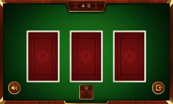 3 Card apk screenshot