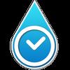 水应用(提醒和跟踪) 图标