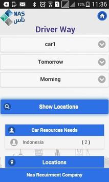 ناس للسائقين apk screenshot