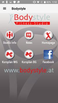 Bodystyle poster
