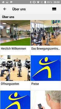 Bewegungszentrum Mainz screenshot 1