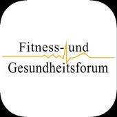Fitness- und Gesundheitsforum icon