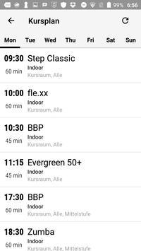 Fitness- und Gesundheitsforum screenshot 1