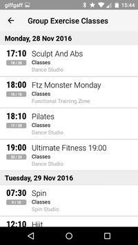 LSBU Academy of Sport apk screenshot