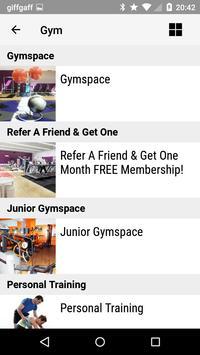 Sportspace apk screenshot