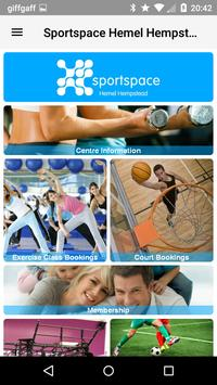 Sportspace poster