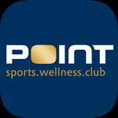 POINT - Sports.Wellness.Club icon