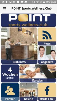 POINT - Sports.Wellness.Club poster