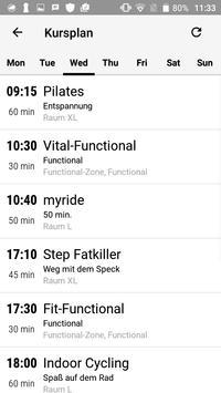 Relax Sports & Wellness apk screenshot