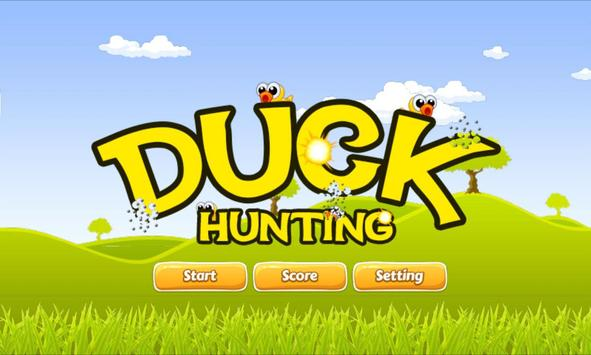 Duck Hunting Shooting apk screenshot