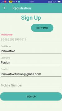 Mobile Tracker: GPS Tracker, Cloud Access, IMEI screenshot 3