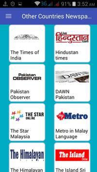 Newspapers World apk screenshot