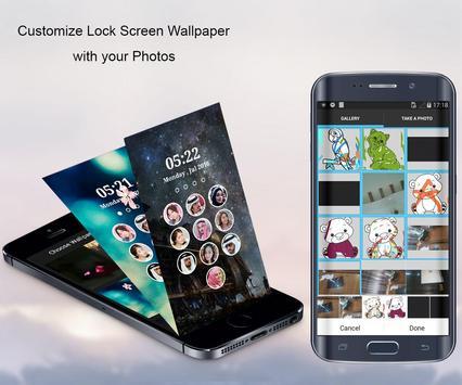 My Photo Keypad Lock Screen poster