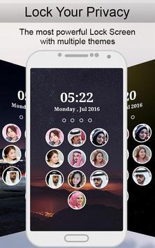 My Photo Keypad Lock Screen apk screenshot