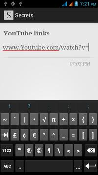 Secrets(Free) apk screenshot