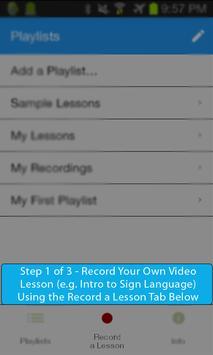 VidSit Lite - Offline Learning screenshot 1