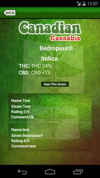 Canadian Cannabis apk screenshot
