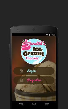 Ice Cream Tracker Customer apk screenshot