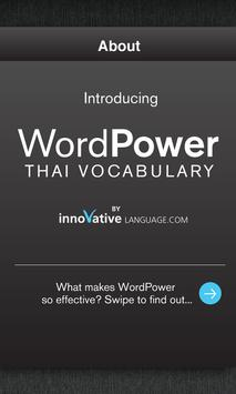 Learn Thai Free WordPower poster