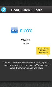 Free Vietnamese WordPower apk screenshot