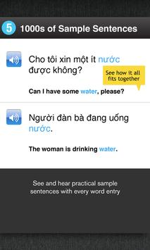 Free Vietnamese WordPower apk screenshot