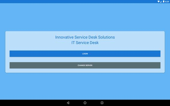 IT Service Desk apk screenshot
