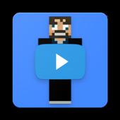 Ssundee Youtube icon