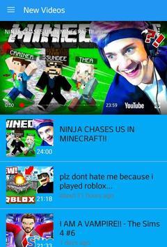 Ssundee Youtube screenshot 2
