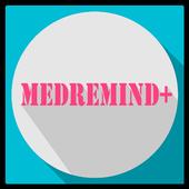 Medication Reminder MedRemind+ icon