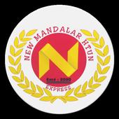 New Mandalar Htun Express icon