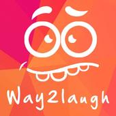 Way2Laugh icon