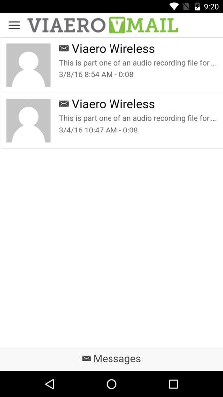 stylo how to delete voicemails whithout having to listen