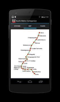 Kochi Metro Companion screenshot 1