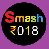 smash 2018 - earn unlimited money icon