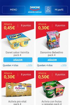 Alimenta Sonrisas de Danone apk screenshot