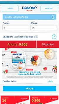Danone apk screenshot